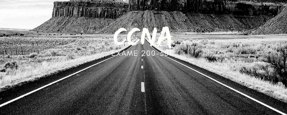 Exame 200-301 – CCNA